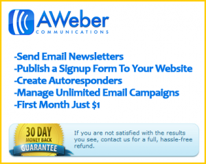 Aweber - Get it Now