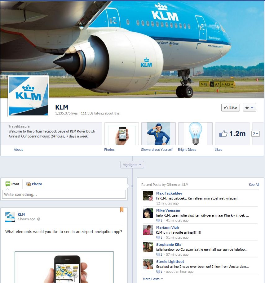 "Facebook Fan Page Timeline View - A Post Pinned using ""Pin to Top"""