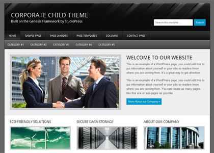 Genesis Corporate Theme