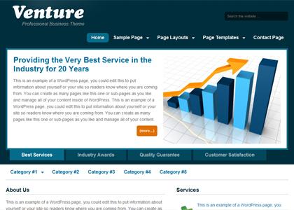 Genesis Venture Theme
