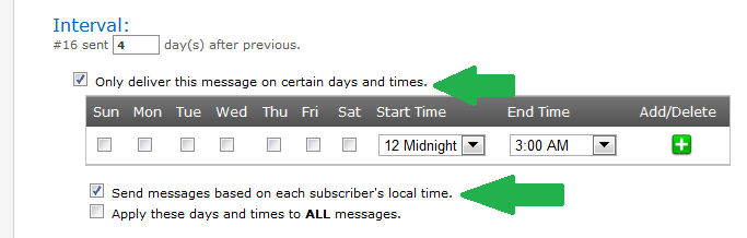 Sending Emails On Certain Times Using Local Time Zone