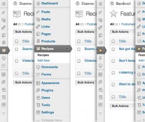 4 Free WordPress Plugins for Customizing the Admin Area of Your WordPress Blog
