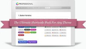 Built-In Short Codes in Elegant Themes