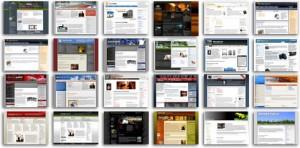 Themes - A Comparison of Joomla and WordPress